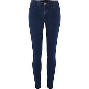 Dark blue Molly jeggings