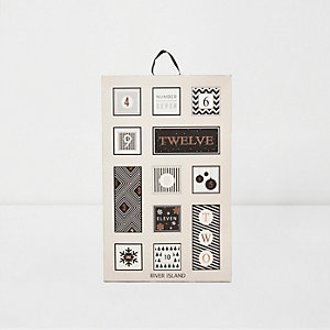 RI beauty and jewellery advent calender