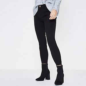Zwarte skinny RI Petite Molly broek