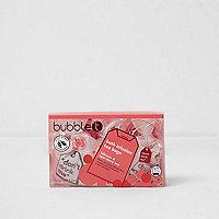 Bubble T bath infusion tea bags