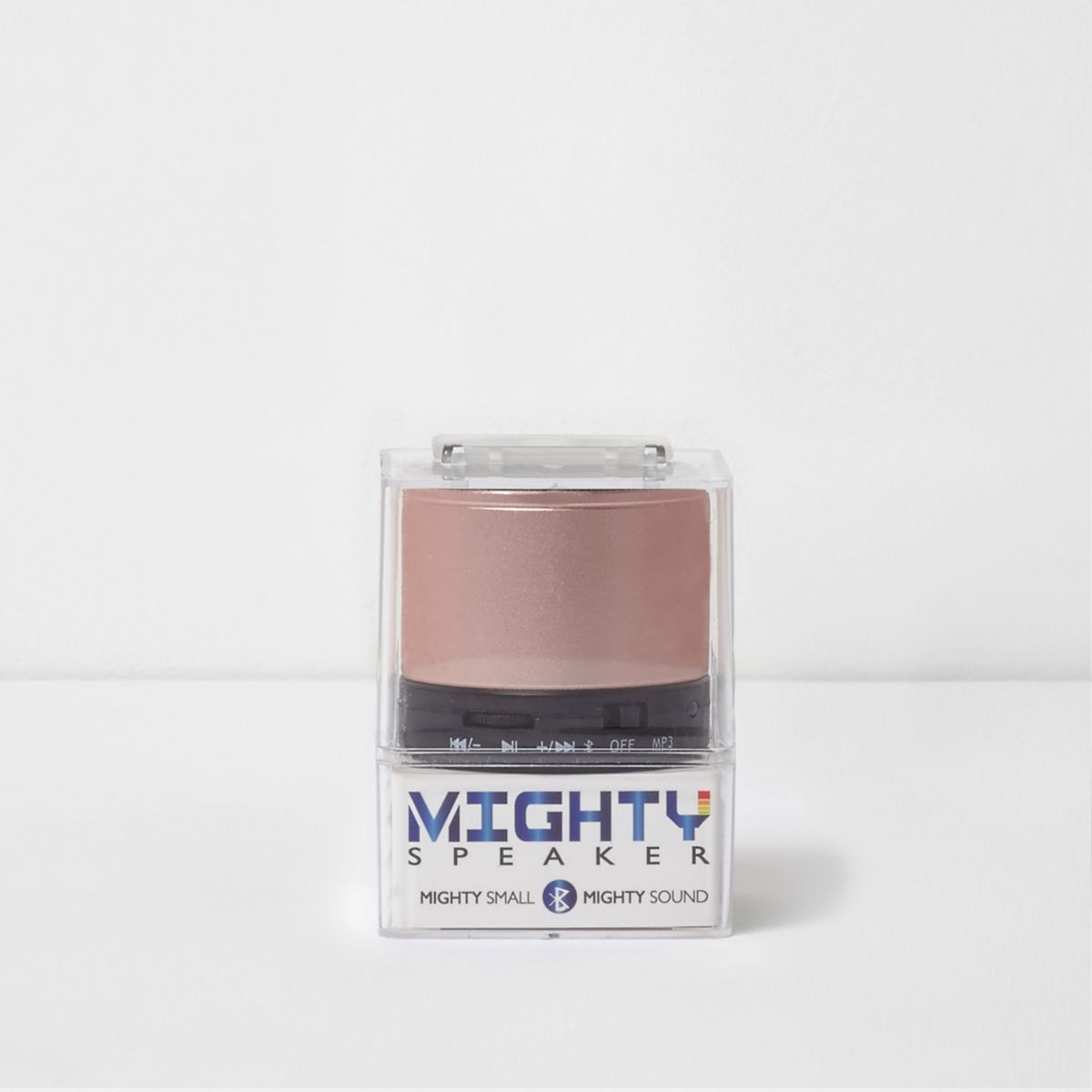 Rose gold tone Mighty Speaker