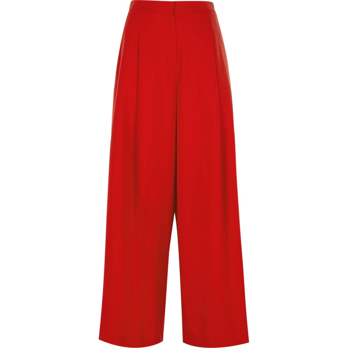 Shop red wide leg pants at Neiman Marcus, where you will find free shipping on the latest in fashion from top designers.