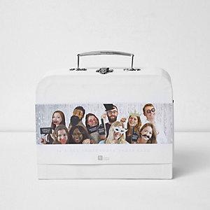 Talking Tables wedding photobooth prop case