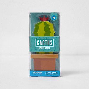 Cactus-plakbriefjes