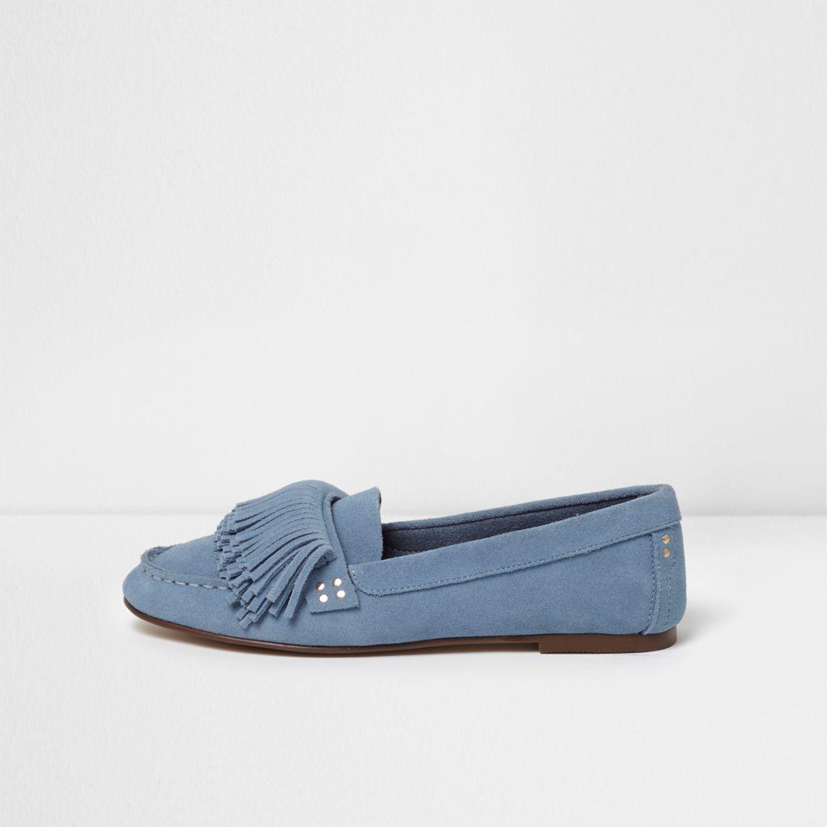 River Island Kids Blue Boots