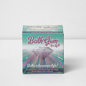Bath gem – Éclairage de spa