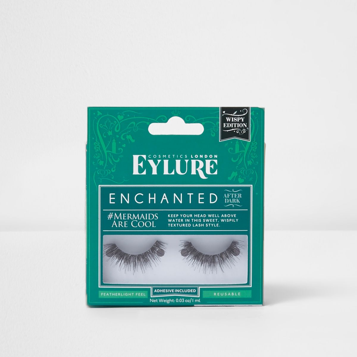 Eylure 'enchanted' false eyelashes
