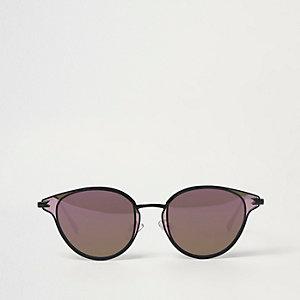 Verspiegelte Retro-Sonnenbrille