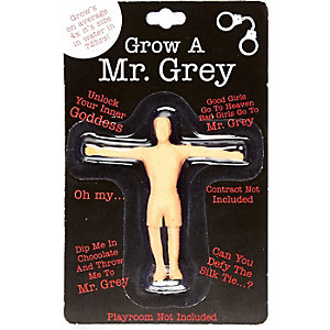 Laat een Mr. Grey groeien
