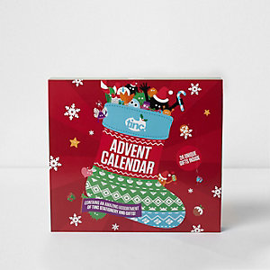 Tinc stationery advent calendar