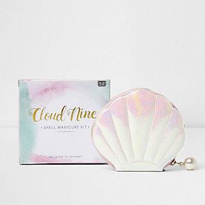 Cloud nine – Coffret manucure coquillage