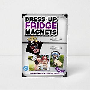 Magnets fantaisie pour le frigo