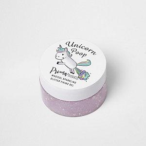 Unicorn Poop – Glitzerndes Fixiergel