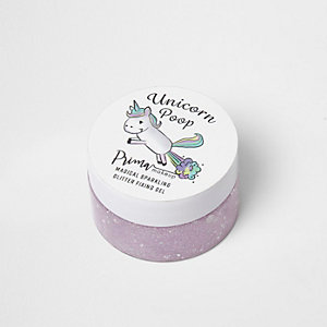 Unicorn Poop – Gel fixant à paillettes