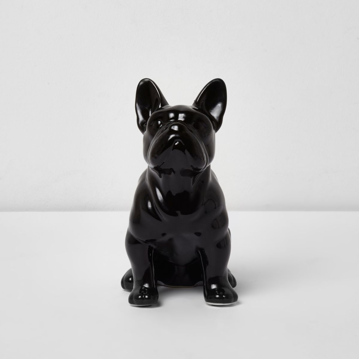 Black Sass & Belle French bulldog money box