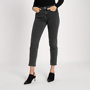 Black Casey slim fit jeans