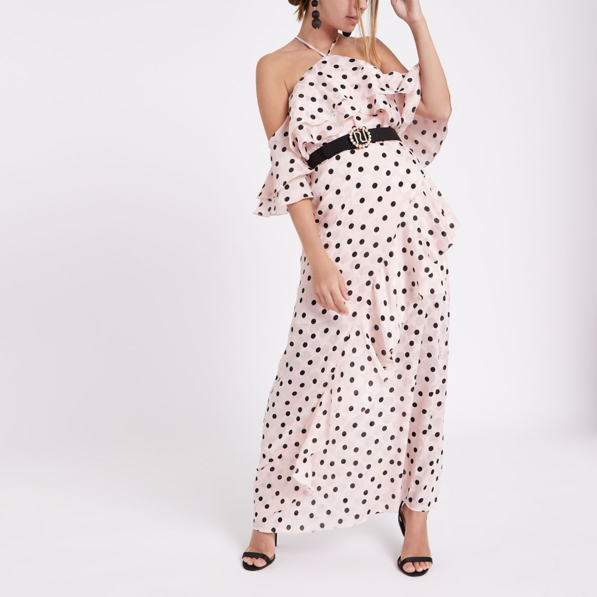 Shop from the world's largest selection and best deals for Polka Dot Pink Dresses for Women. Shop with confidence on eBay!