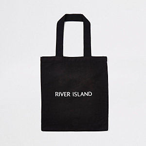 RI - Zwarte shopper
