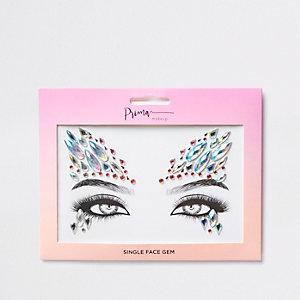 Prima - Roze siersteentjes voor gezicht