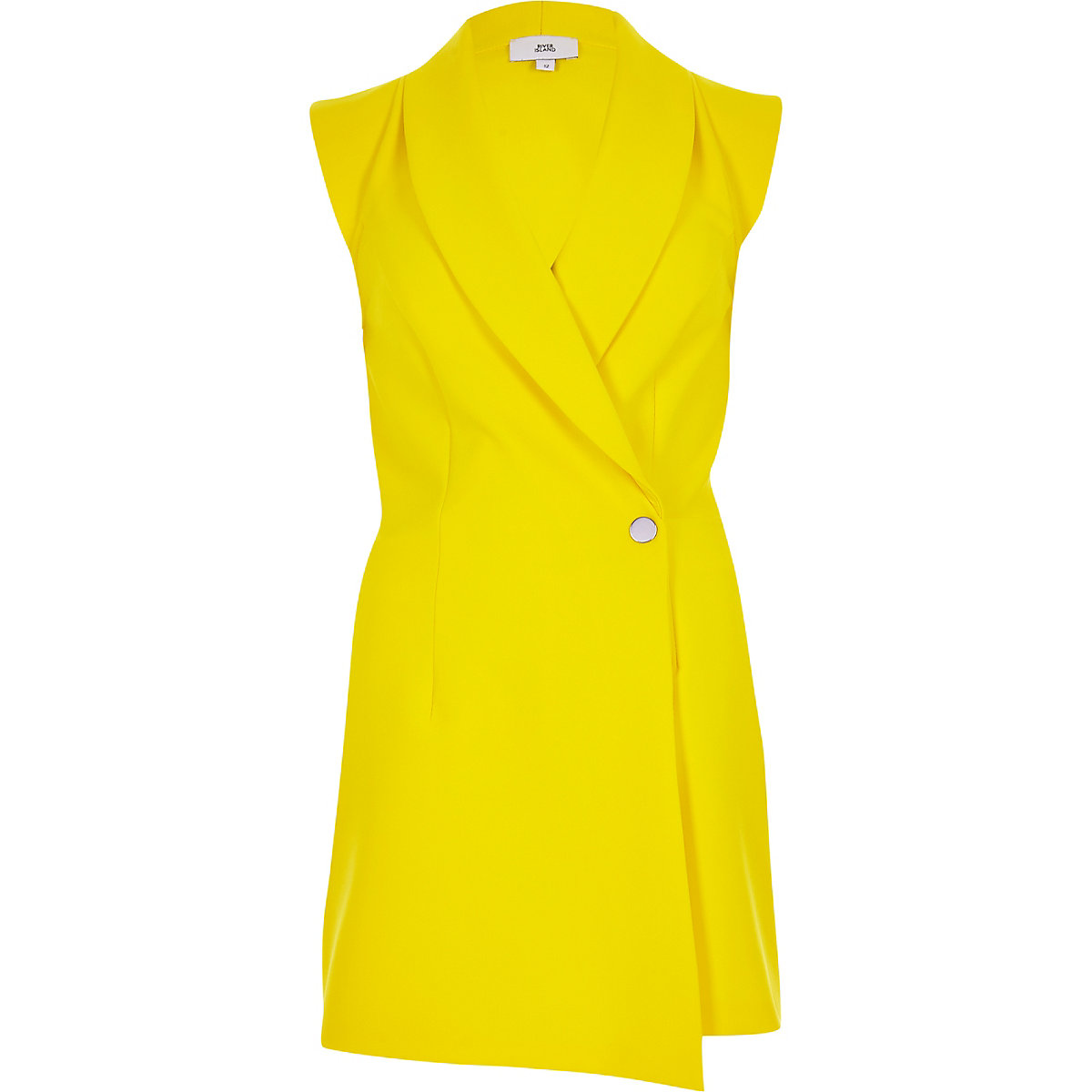 yellow playsuit