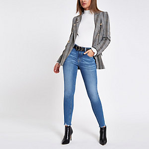 Skinny Jeans for Women   Skinny Jeans   River Island fdd334041ad0