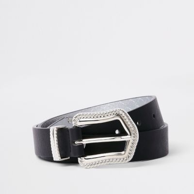 Wester Buckle Belt