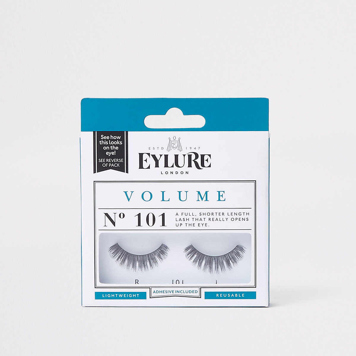 Eylure volume 101 false eyelashes