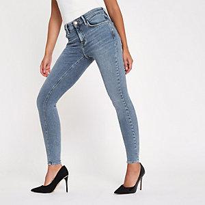 Denim Amelie mid rise jeans
