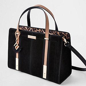 RI – Schwarze Tote Bag