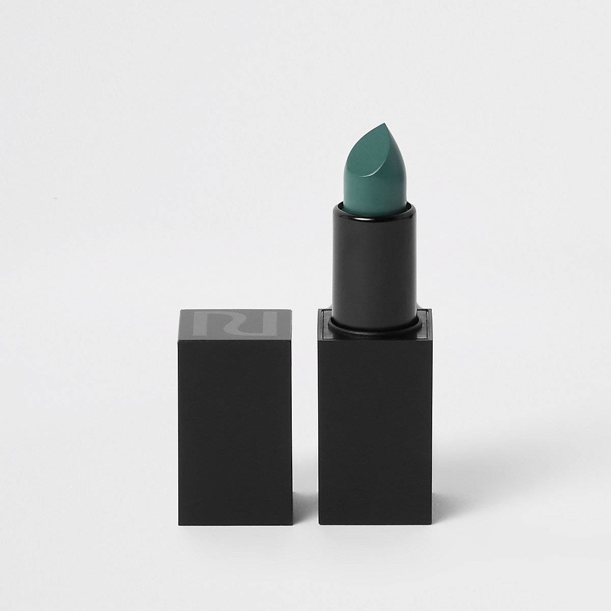 Green matte lipstick high octane