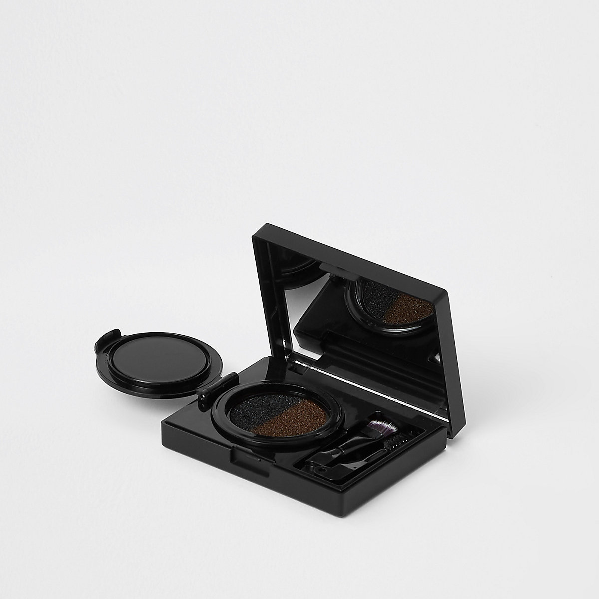 Dark brown brow kit
