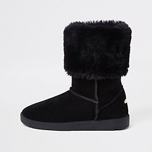 Chaussures femme   Bottes femme   River Island 1cc3469d4bf6