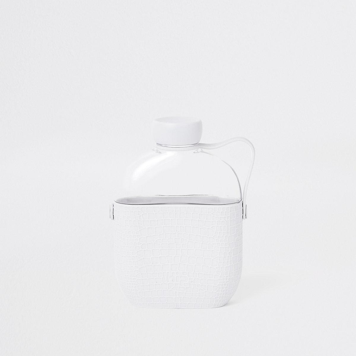 Hip grey water bottle