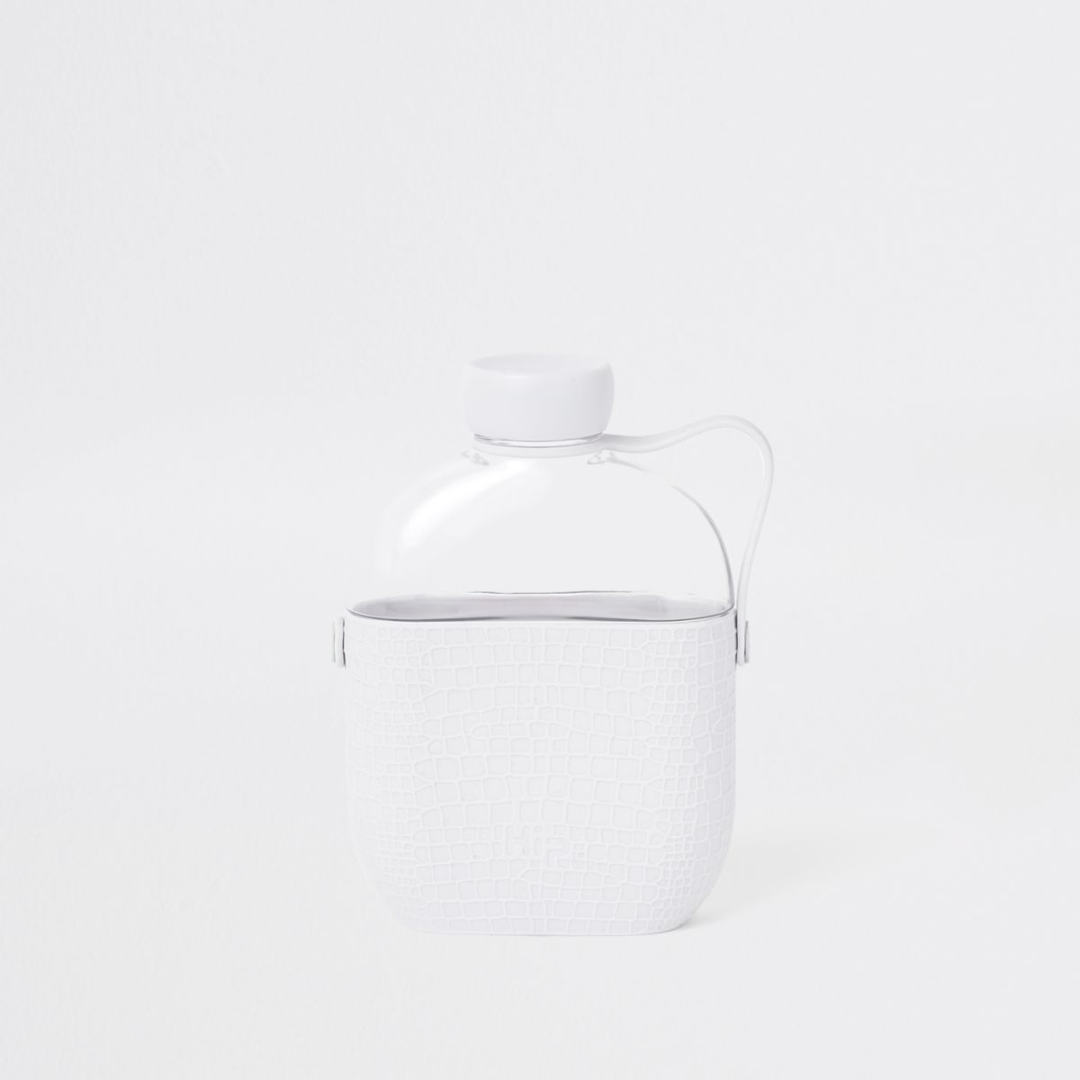 Hip grey water bottle
