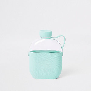 Hip light green hit bottle