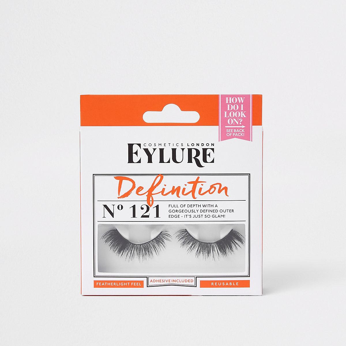 Eylure 121 definition false eyelashes