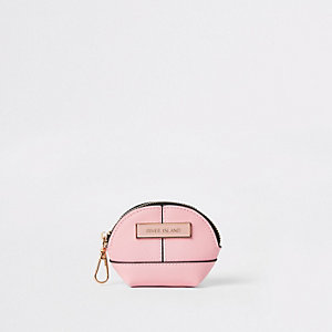 Mini-Geldbörse in Pink