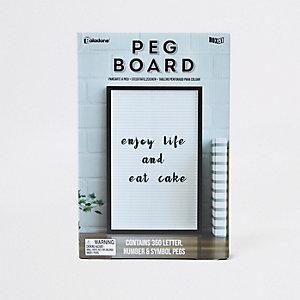 Paladone peg board