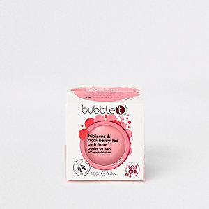 Single bubble bath bomb