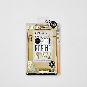 Oh K! gold travel 8 step regime set