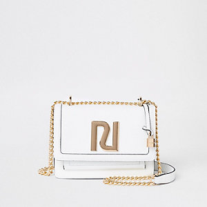 Witte RI satchel-crossbodytas