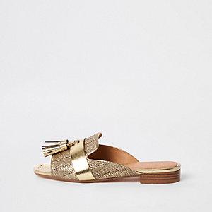 Mules in Gold