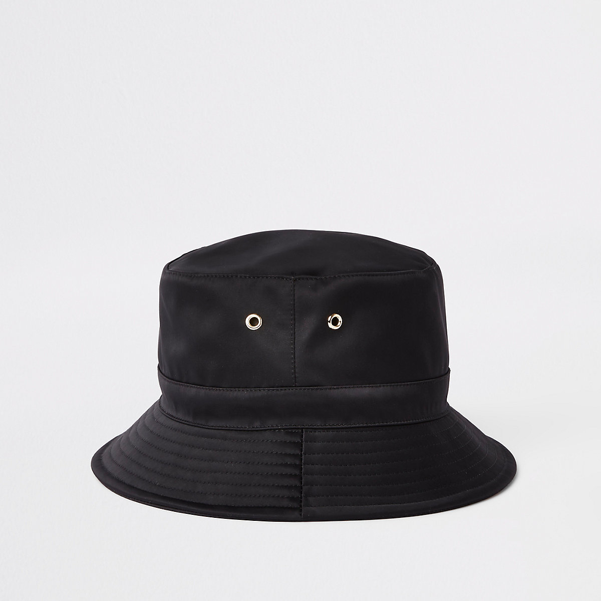 Black bucket hat - Hats - Accessories - women f6202f57bd9