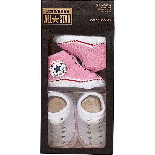 mini – Converse – Pinke Schühchen