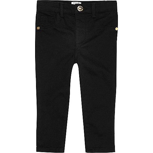 Mini – Schwarze Skinny Jeans