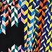 Pantalon de jogging imprimé multicolore pour fille