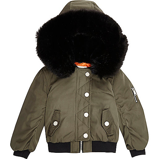 Baby Girls Coats &amp Jackets - River Island