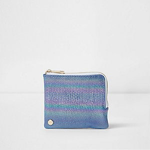MiPac – Blaue Geldbörse