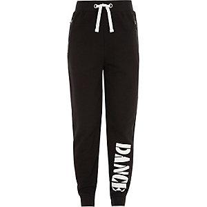 Pantalon de jogging RI Active noir Dance pour fille