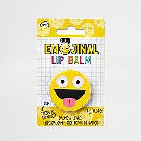 Baume à lèvres Emoji pour fille
